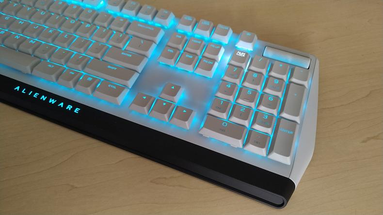 Alienware herní klávesnice mechanická