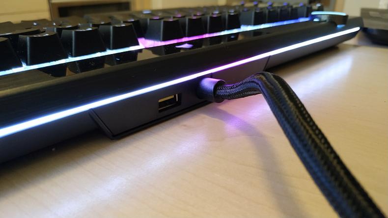 Mechanická klávesnice herní USB