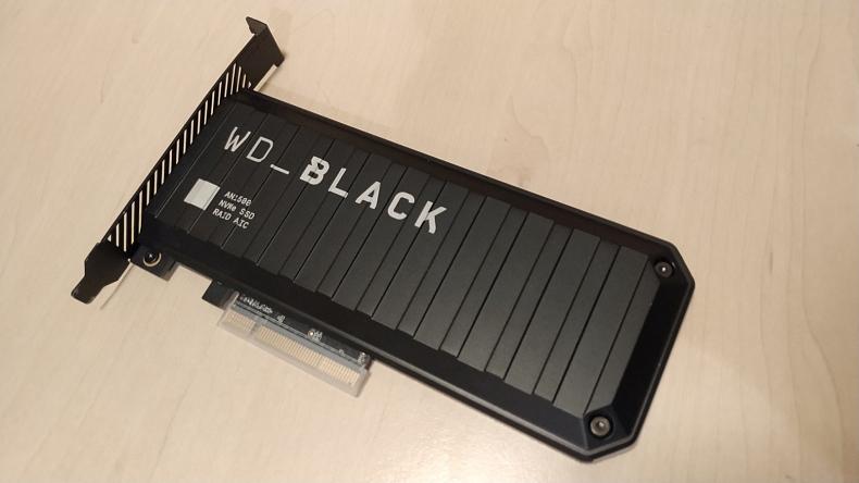 Recenze WD Black AN1500 SSD PCI Express