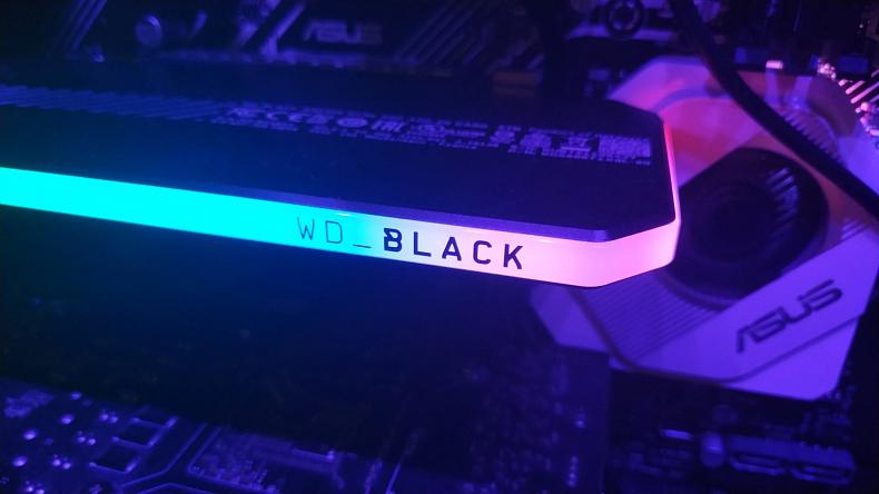 WD BLACK Western Digital RGB
