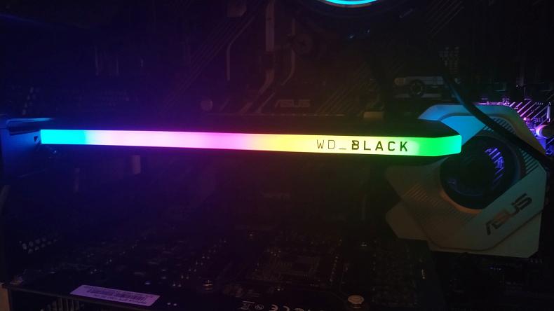 WD BLACK AN1500 2TB