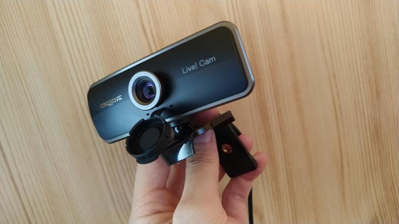 Webkamera recenze Creative Live Cam