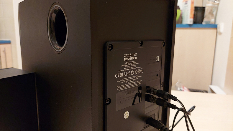 Konektory Creative repro 2900