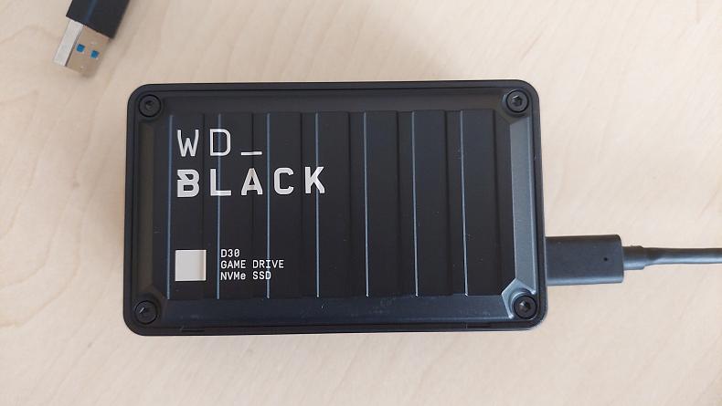 WD_BLACK D30 externí SSD zkušenosti