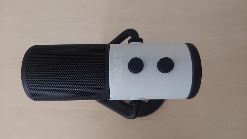 Mikrofon NZXT Capsule pro hráče a streamery