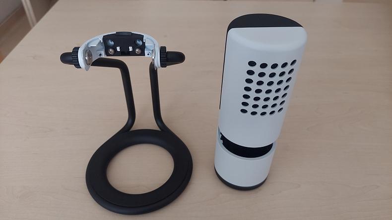 Mikrofon na hry NZXT Capsule bílý
