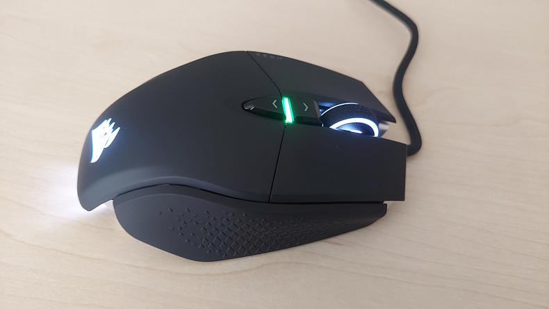 Corsair FPS myš pro hráče M65 RGB Ultra