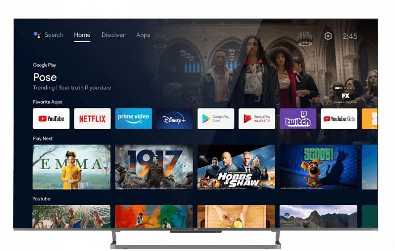 Televize TCL recenze herní konzole
