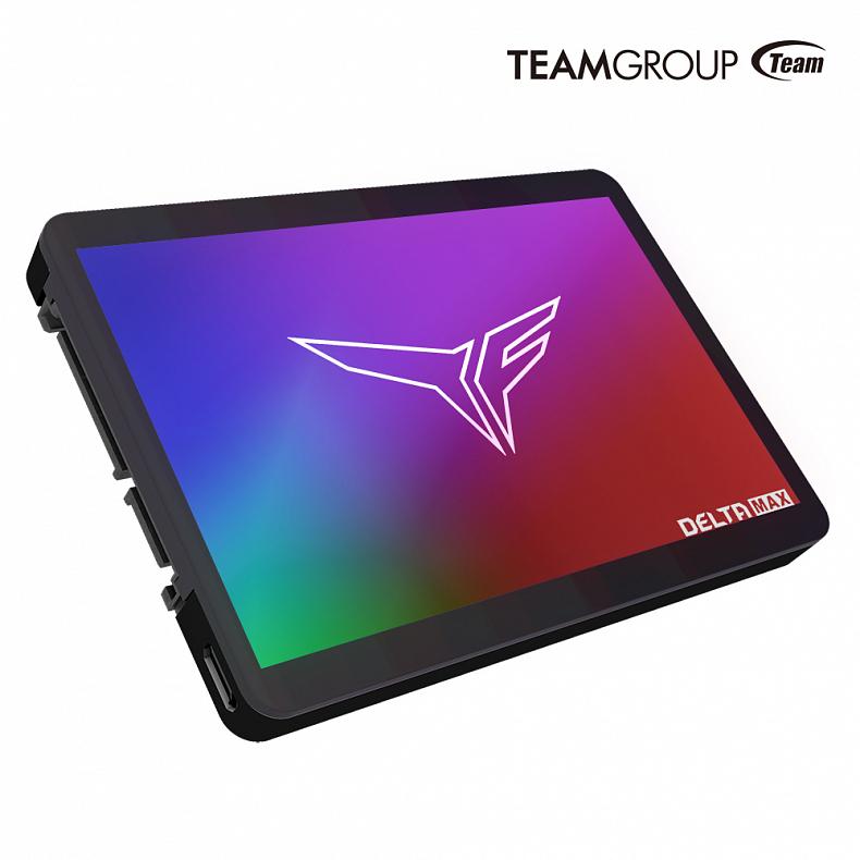 TFORCE SSD Delta RGB