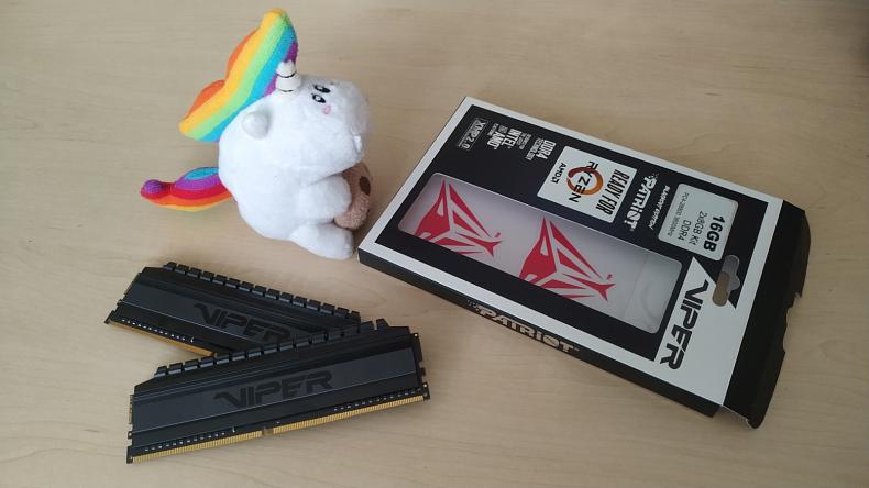 Patriot Viper Blackout RAM recenze