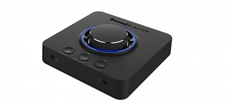 Creative SoundBlaster X3