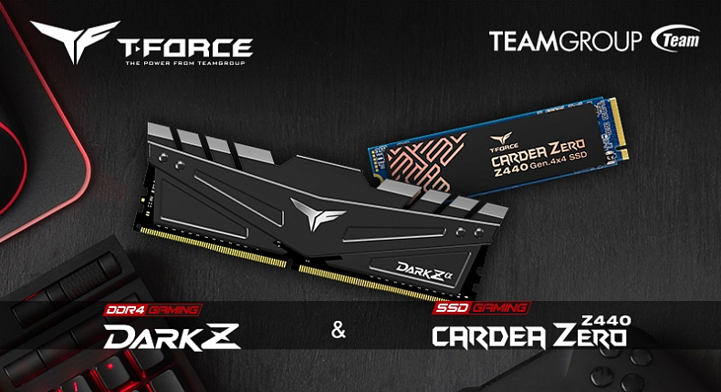 T-FORCE TEAMGROUP SSD DDR4