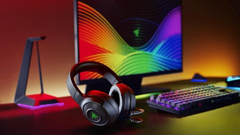 Razer Kraken X USB headset sluchátka s mikrofonem