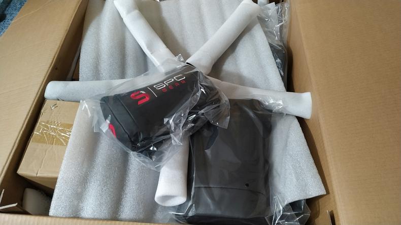 SPC Gear SR300 V2 herní židle