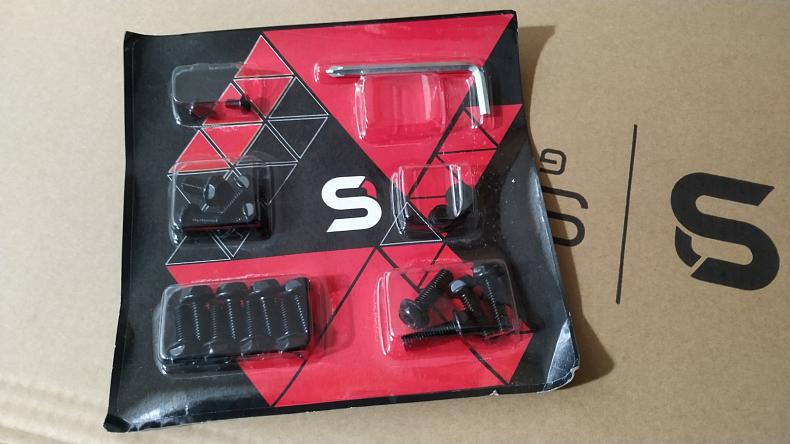 SPC Gear SR300 V2 montáž