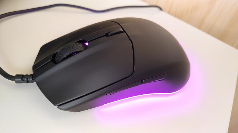 Levná myš pro hráče SteelSeries Rival 3