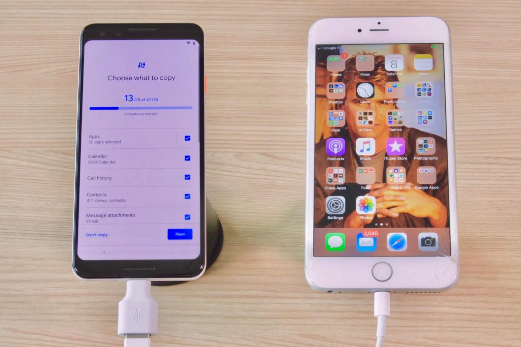 How To Send Music Or Picture From Android To iPhone