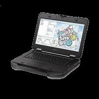 Dell Latitude 14 5404 Rugged Intel Core i7 CPU