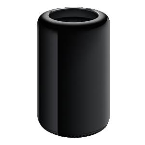 Apple Mac Pro A1481 ME253LL/A Quad-Core Xeon 3.7 GHz CPU Late 2013