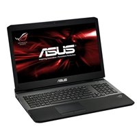 Asus G75VX, G75VW Series Core i7 CPU