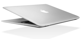 Apple Macbook Air 13-inch Mid-2009 MacBookAir2,1 - 1.86 GHz Core 2 Duo 120GB HDD