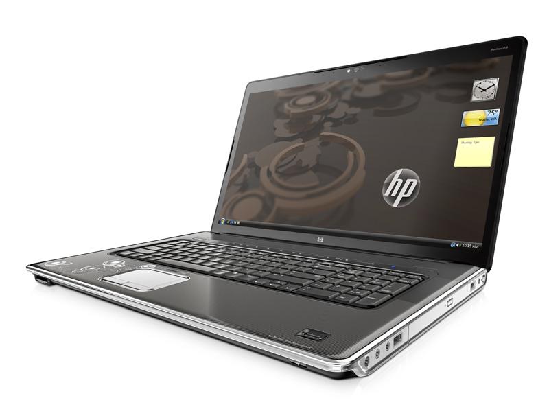HP Pavilion dv8t Quad Edition Series