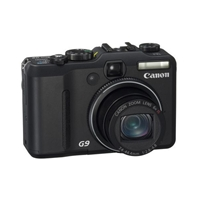 Canon PowerShot G9 Digital Camera 12.1 MP