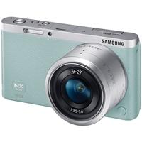 Samsung NX Mini 20.5 MP Smart Wi-Fi Digital Camera