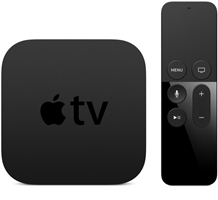 Apple TV 4th Generation Siri