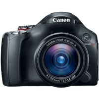 Canon PowerShot SX40 HS Compact Digital Camera