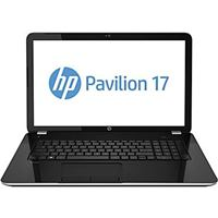 HP Pavilion 17 Series Intel Pentium CPU