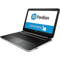 HP Pavilion 15 Series Touchscreen Intel Core i5 CPU