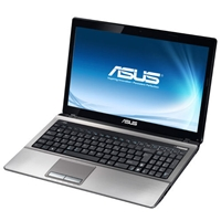 Asus X53 Series Intel Core i7 CPU