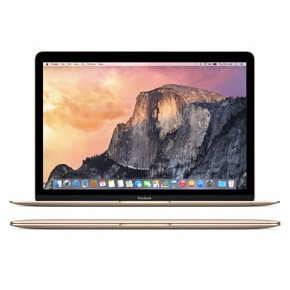Apple Macbook 12-inch Early 2015 - 1.3 GHz Core M 512GB