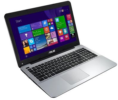 Asus K550 Series Intel Core i7 CPU