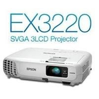 Epson EX3220 SVGA 3LCD Projector