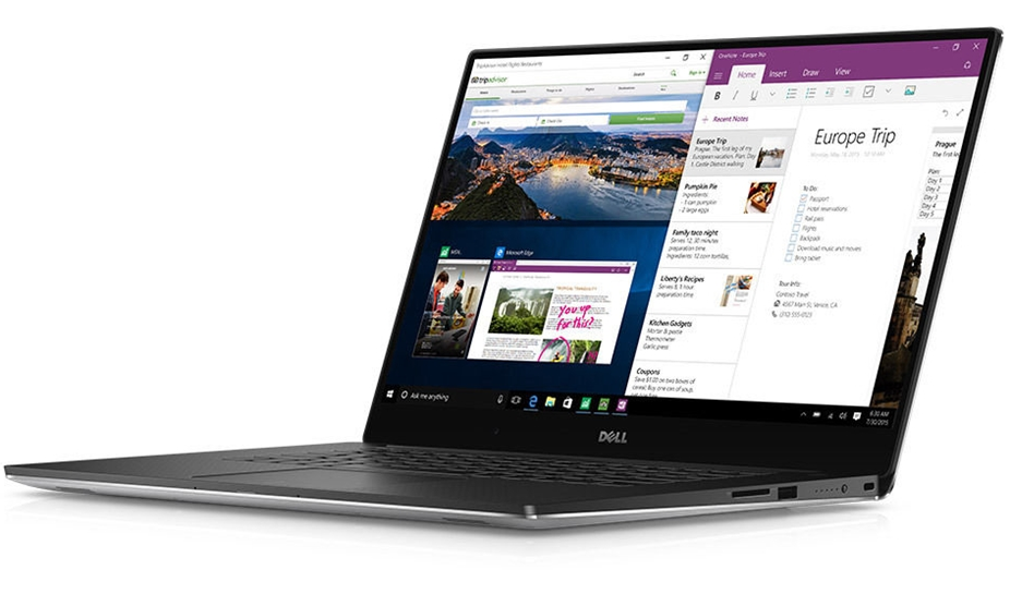 Dell XPS 15 9550 Non-Touch Intel Core i3 CPU