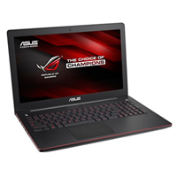 Asus ROG G550 Series Intel Core i7 CPU