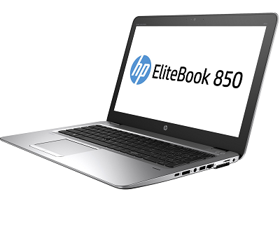 HP Elitebook 850 G5 Intel Core i7 8th Gen. CPU