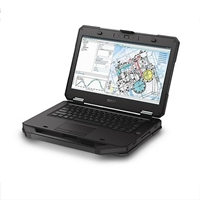 Dell Latitude 14 5404 Rugged Intel Core i7 CPU