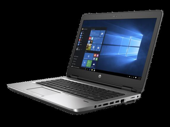 HP Probook 640 G3 Series Intel Core i7 CPU
