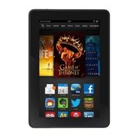 Amazon Kindle Fire HDX 7-in 64GB Wi-Fi + 4G LTE