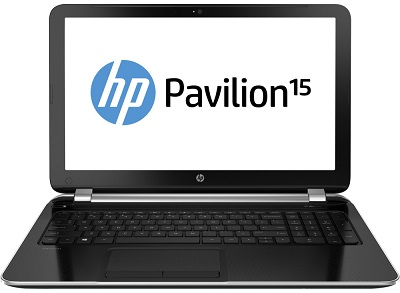 HP Pavilion 15, 15n Series Quad-Core CPU