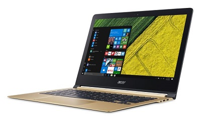 Acer Swift 3 Series Intel Core i7 8th Gen. CPU