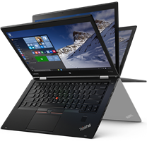 Lenovo ThinkPad Yoga X1 Series Intel Core i5 10th Gen. CPU