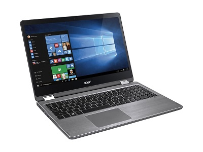Acer Aspire R 15 2-in-1 Touchscreen Intel Core i7 6th Gen. CPU