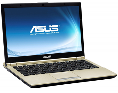 Asus U46 Series Intel Core i5 CPU