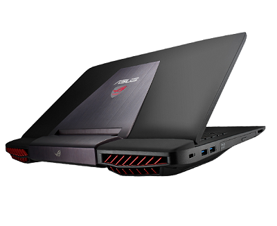 Asus ROG G751 Series Core i7 CPU