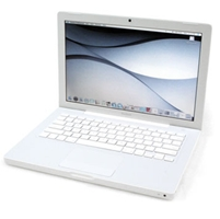 Apple Macbook 13-inch Early 2008 - 2.1 GHz Core 2 Duo 120GB HDD