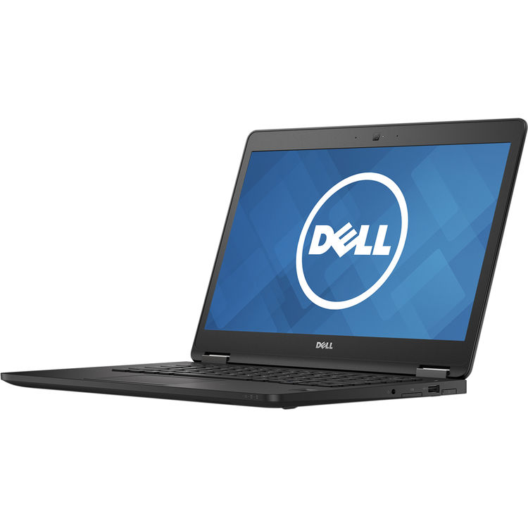 Dell Latitude 14 5000 Series Intel Core i7 6th Gen. CPU